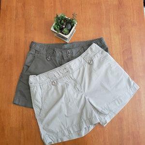 Make+Model Shorts Bundle of 2.
